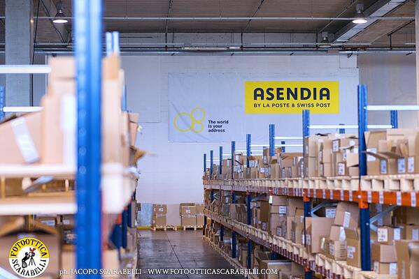 Asendia Italy fulfilment